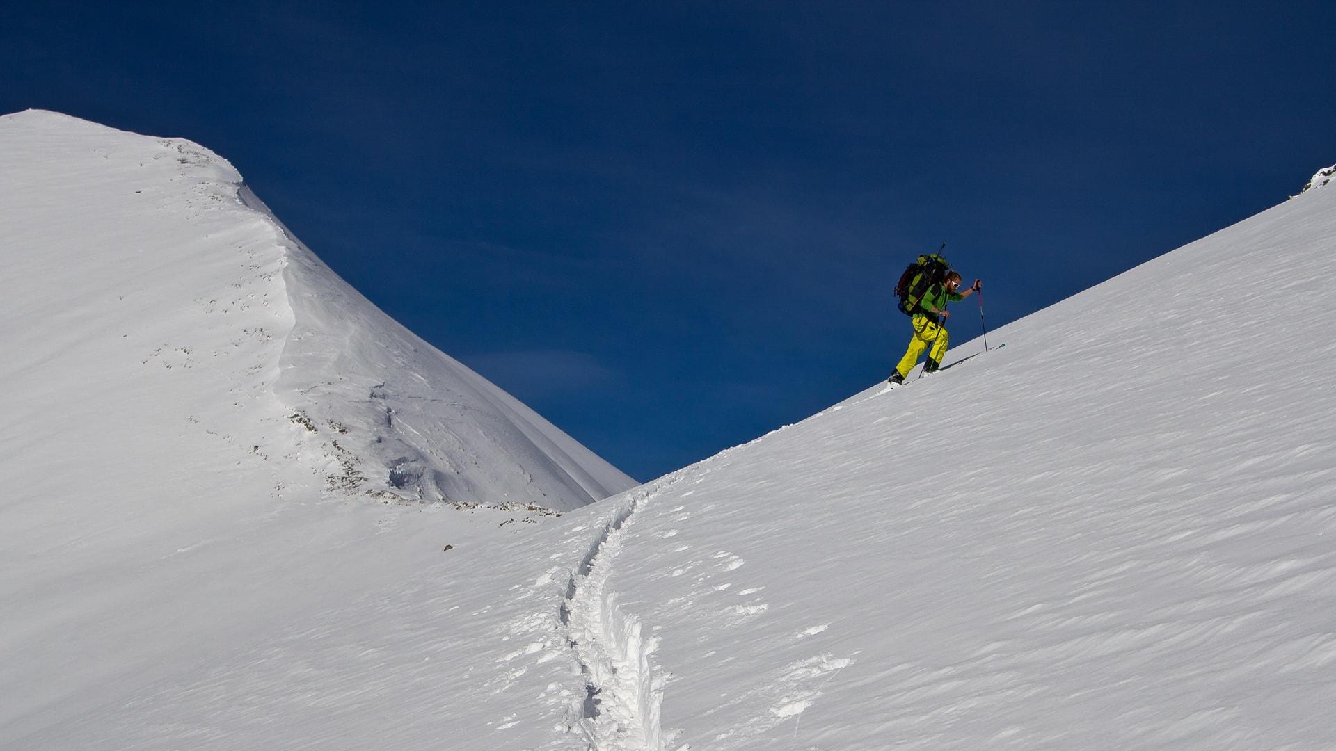 Ski-tour ascents in Caucasus ски-тур восхождения на Кавказе